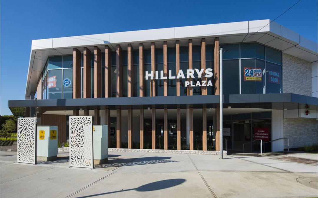 Hillarys Plaza