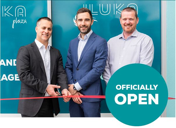 Iluka Plaza Officially Open For Business!